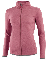 Ladies' Structured Fleece - Pink
