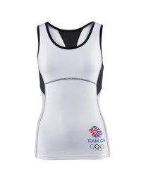 Ladies' Team GB Tank Top