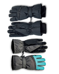 Ladies' Technical Ski Gloves