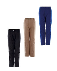 Ladies' Thermal Outdoor Trousers