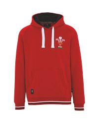 Ladies' Wales Rugby Hoody