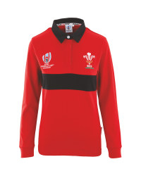 Ladies' Wales Rugby Top