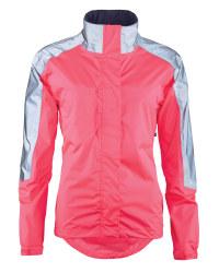 Ladies' Weather Resistant Jacket - Pink