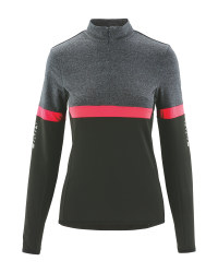 Ladies' Winter Cycling Jersey