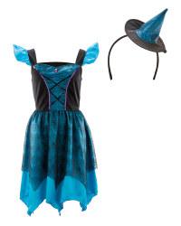 Ladies' Witch Costume