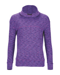 Ladies' Yoga / Fitness Space Hoodie