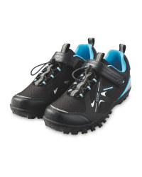Crane Blue Unisex Cycling Trainers
