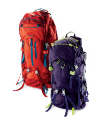 Ladies' 65L Trekking Backpack