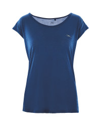Ladies Athleisure Loose T-Shirt