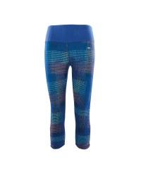 Ladies Reversible Capri Leggings