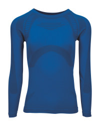 Crane Ladies' Blue Base Layer Top