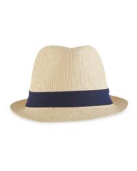 Ladies' Navy Beach Hat