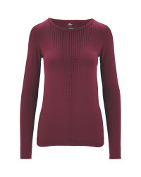 Ladies' Berry Base Layer Shirt