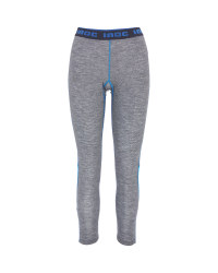 Ladies' Blue Base Layer Bottoms