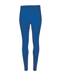 Ladies' Blue Base Layer Pants