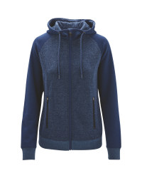 Ladies Blue Training Jacket