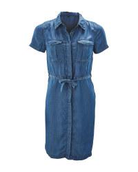 Avenue Ladies' Denim Dress