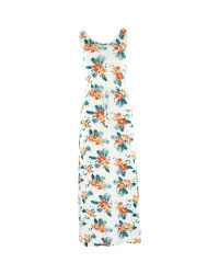 Avenue Ladies Maxi Dress - Floral