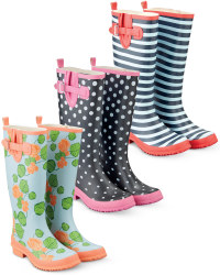Ladies Fashion Wellies