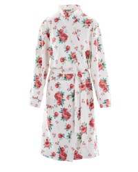 Avenue Ladies Floral Dressing Gown