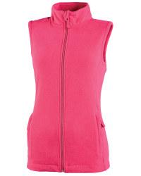 Ladies Gilet - Pink