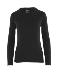 Ladies' Merino Thermal Top
