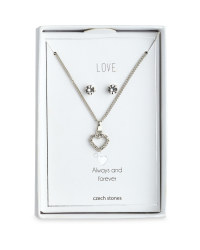 Ladies Love Jewellery Gift Set