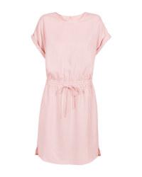 Avenue Ladies' Pink Lyocell Dress