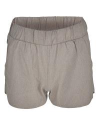 Ladies' Grey Performance Shorts