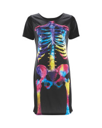 Ladies' Skeleton Costume