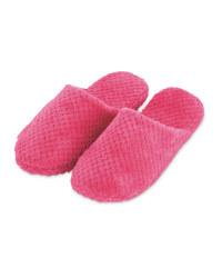 Ladies' Snuggle Slippers