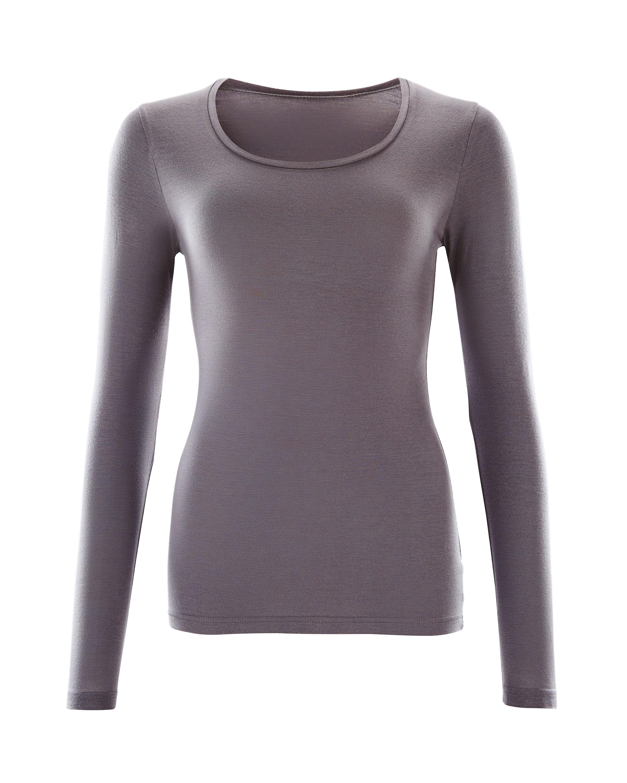 77654dff4 Ladies Thermal Long Sleeve T-Shirt - ALDI UK