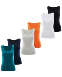 Avenue Ladies Vests 2 Pack