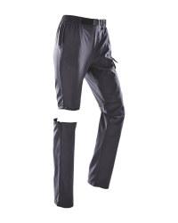 Ladies' Black Walking Trousers