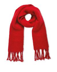 Ladies' Winter Scarf - Red