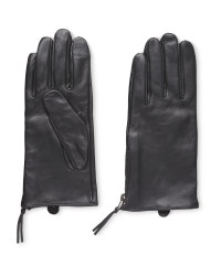 Avenue Ladies' Zip Gloves