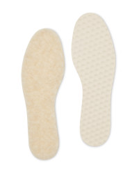 Crane Lambswool Insoles 2 Pack