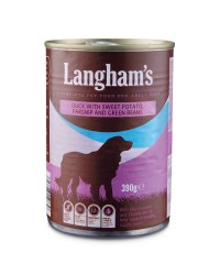 Langhams Dog Can Duck