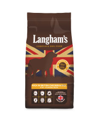 Langhams Premium Chicken Dry Food