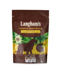 Langhams Superfood Treat Spinach