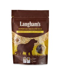 Langhams Superfood Treats Nature Bar