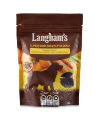 Langhams Superfood Treats Pumpkin
