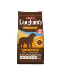 Langhams Turkey and Rice 5Kg