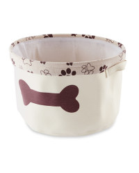 Bone Design Storage Tub