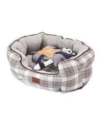 Large Cream Pet Cuddle Bundle