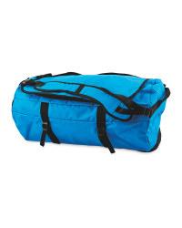 Crane Large Duffle Bag - Blue