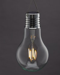 Traditional Solar Garden Light Bulb