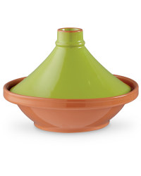 Large Tagine - Green
