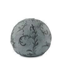 Large Tendril Garden Ball Ornament