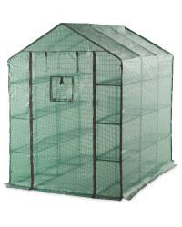 Gardenline Large Walk-In Greenhouse